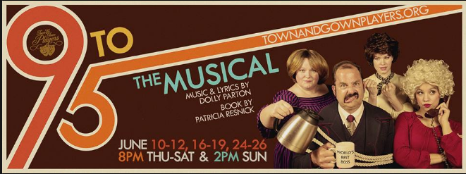 Tickets for 9 to 5 The Musical in Athens from ShowClix