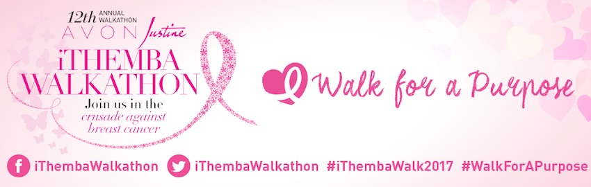Tickets for Avon Justine iThemba Walkathon 2017 in Johannesburg from Tixsa