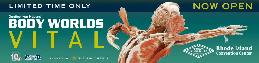 Tickets for BODY WORLDS VITAL, R.I. in Providence from ShowClix