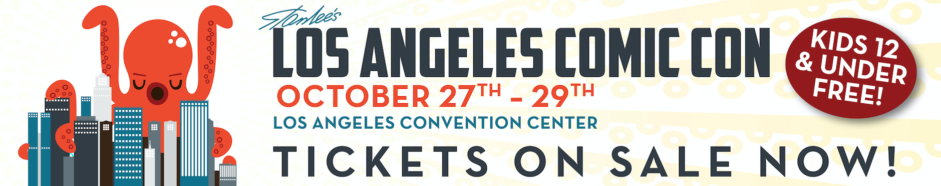 Tickets for Stan Lee's L.A. Comic Con 2016 in Los Angeles from ShowClix