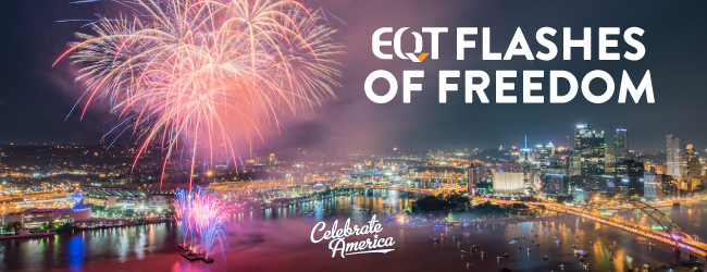 Tickets for EQT Celebrate America in Pittsburgh from ShowClix