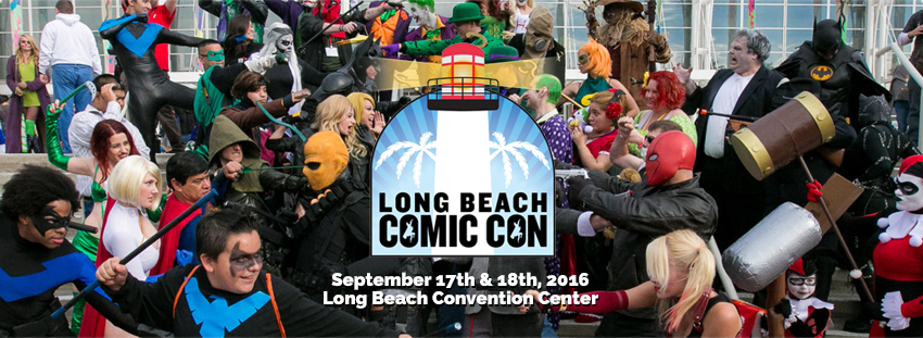 Application for Long Beach Comic Con Professional Registration in Long Beach from ShowClix