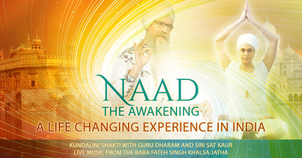 Tickets for Naad The Awakening: India Retreat from BrightStar Live Events