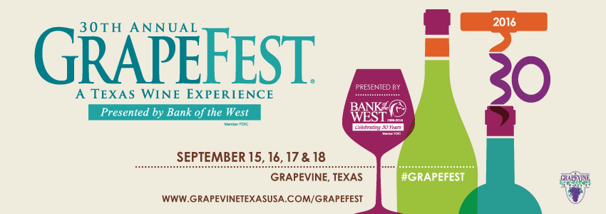 Find tickets from Grapevine Festivals