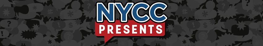 Tickets for 2016 NYCC Presents in New York from ShowClix