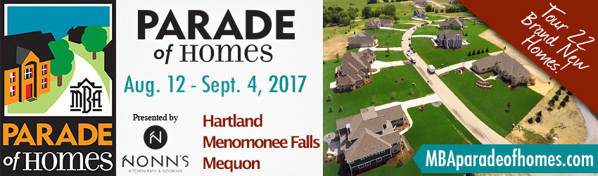 Tickets for 2017 MBA Parade of Homes from ShowClix
