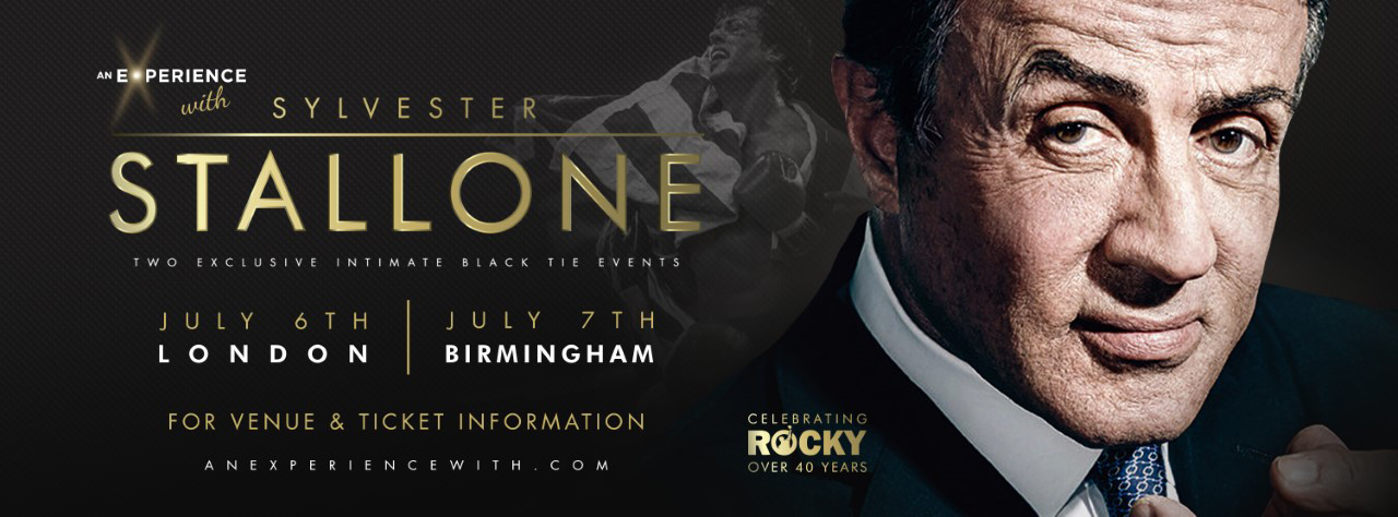 Tickets for An Experience With Arnold Schwarzenegger (Birmingham) 21/09/17 in Birmingham from Ticketbooth Europe