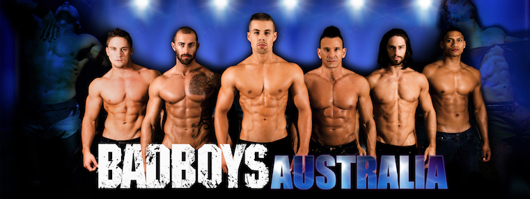 Find tickets from Badboys Australia