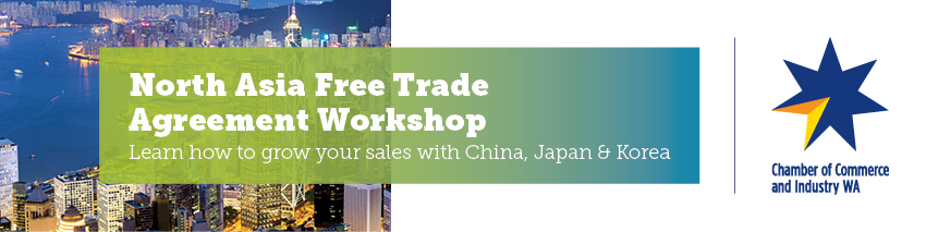 Tickets For North Asia Free Trade Agreement Workshop In Midland From