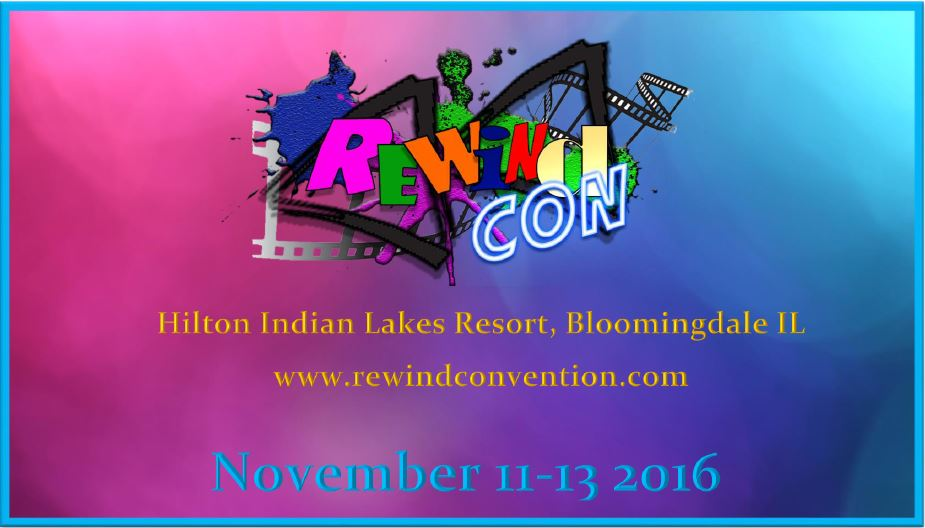 Tickets for Rewind Con - Chicago in Bloomingdale from ShowClix