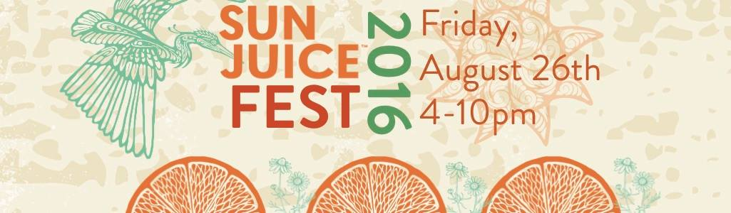 Tickets for SUN JUICE FEST 2016 in Branford from BeerFests.com
