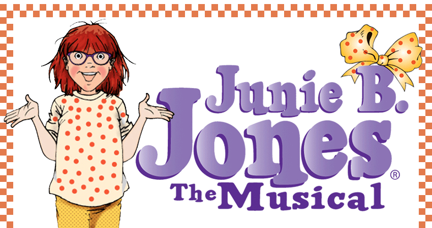 tickets for junie b jones the musical in toronto from ticketwise rh tickets ticketwise com Magic Tree House Clip Art Junie B Jones Is Almost a Flower Girl