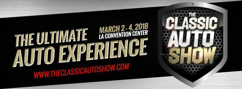 Tickets for The Classic Auto Show in Los Angeles from ShowClix
