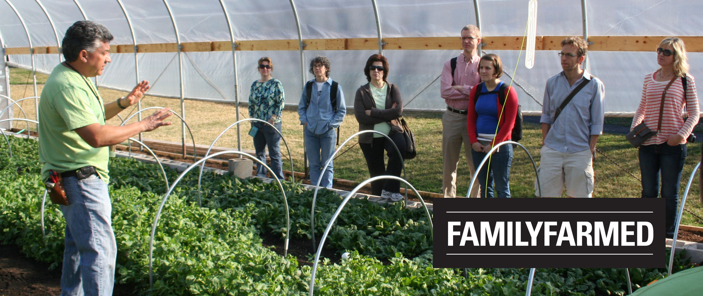 Tickets for FamilyFarmed's Urban Ag Bus Tour in Chicago from ShowClix