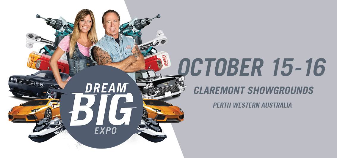 Tickets for Dream Big Expo in Claremont from Ticketbooth