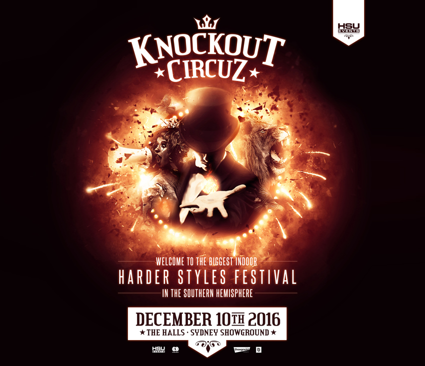 Tickets for KNOCKOUT CIRCUZ in Sydney Olympic Park from Ticketbooth