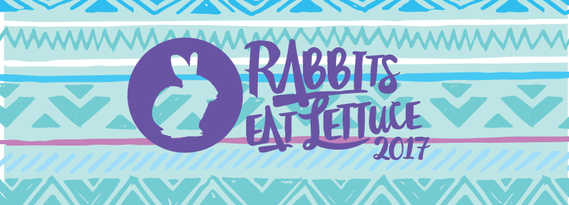 Tickets for Rabbits Eat Lettuce 2017 in Kippenduff from Ticketbooth