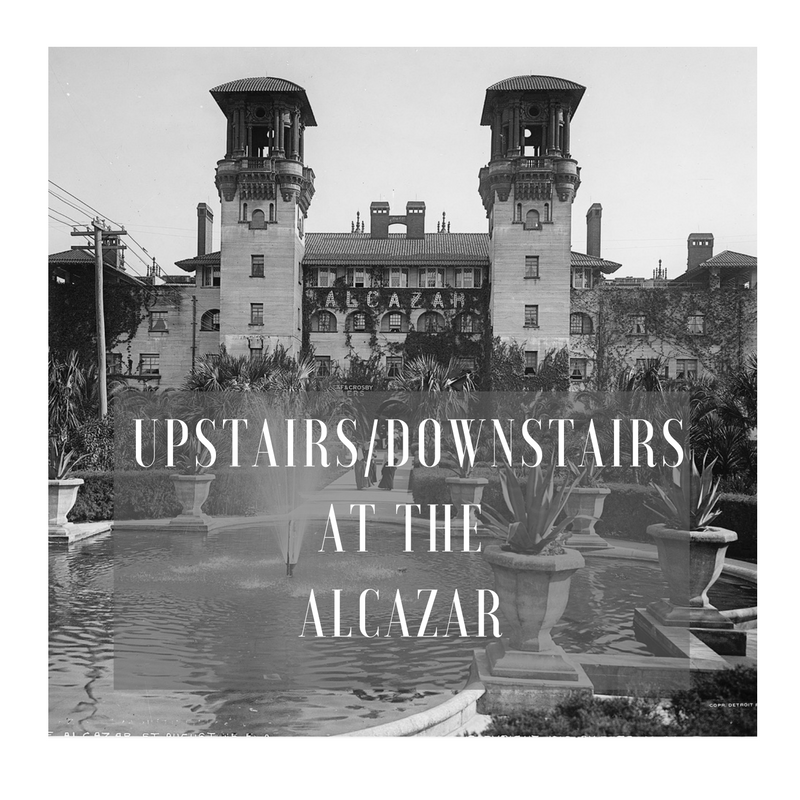 Tickets for Evening Upstairs Downstairs at the Alcazar Tour in St Augustine from ShowClix