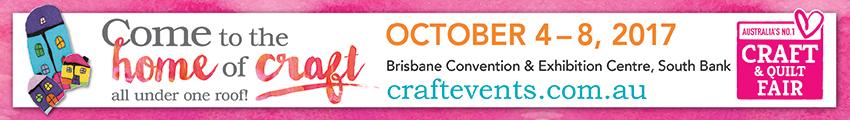 for Brisbane Craft & Quilt Fair in BRISBANE from Ticketbooth : brisbane craft and quilt fair - Adamdwight.com