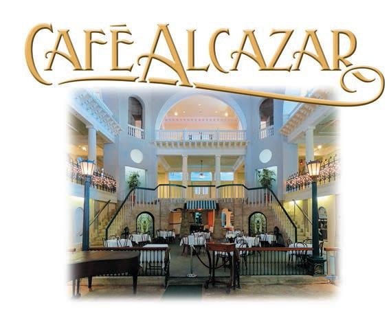 Tickets for Tea At Cafe Alcazar in St. Augustine from ShowClix