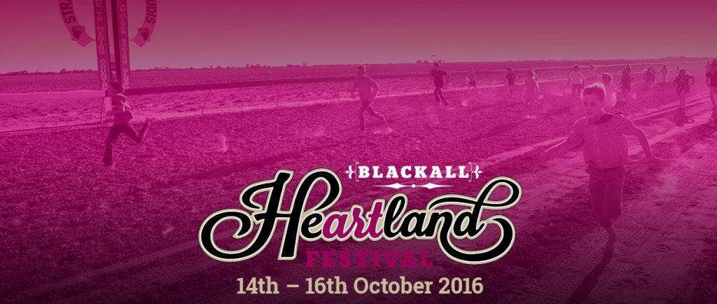 Tickets for Blackall Heartland Festival from Ticketbooth