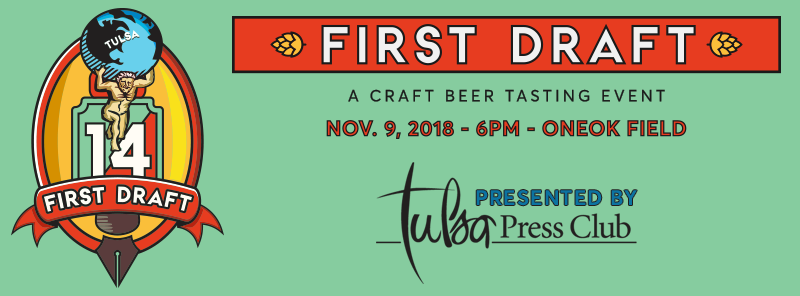 Tickets for First Draft Craft Beer Tasting in Tulsa from BeerFests.com