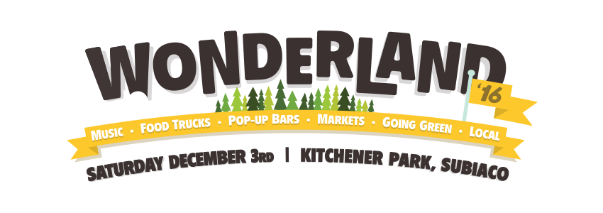 Tickets for Wonderland 2016 in Subiaco from Ticketbooth