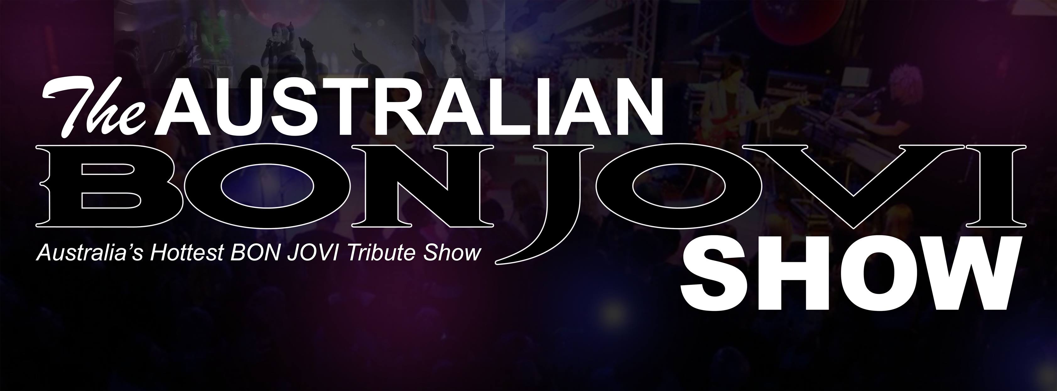Tickets for Australian Bon Jovi Show Live at Sooki Lounge in Belgrave from Ticketbooth