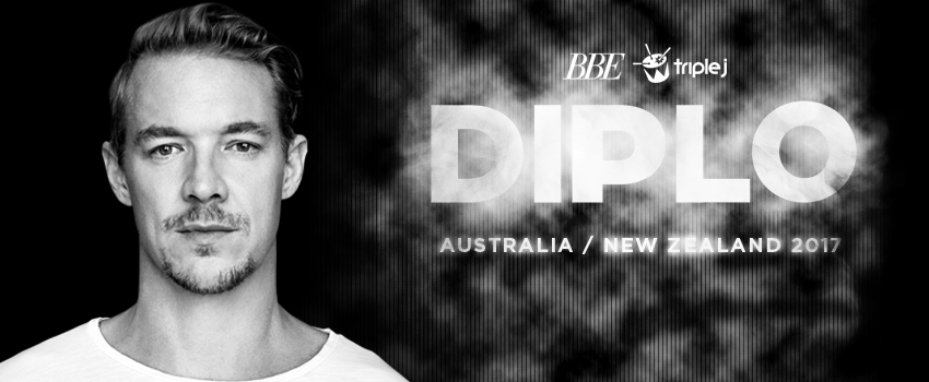 Tickets for DIPLO (USA) in BOWEN HILLS from Ticketbooth