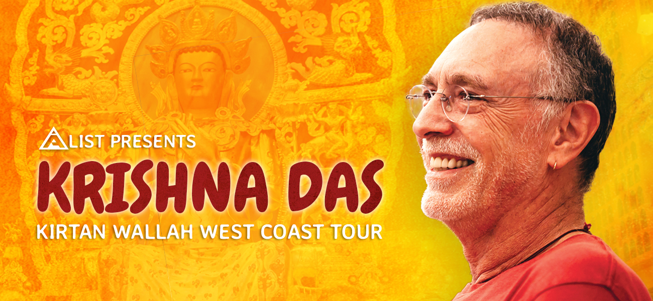 Tickets for Heart of Devotion with Krishna Das in Portland from ALIST Solutions LLC