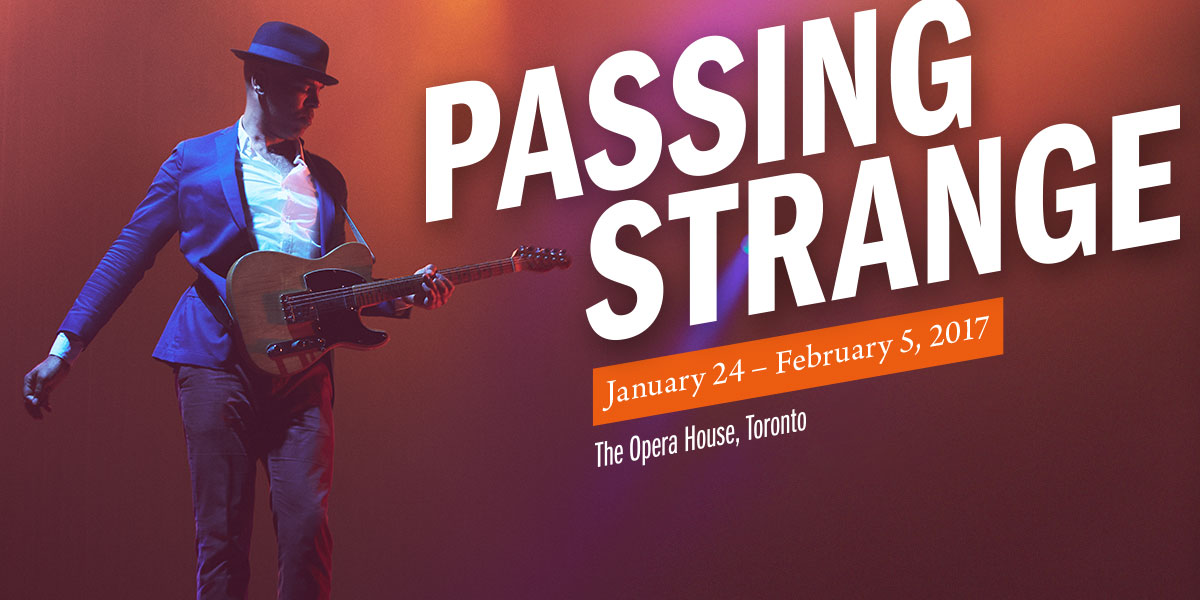 Tickets for Passing Strange in Toronto from Ticketwise