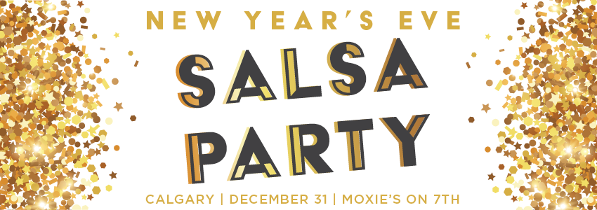 Tickets for New Year's Eve Salsa Party - Calgary in Calgary from ShowClix