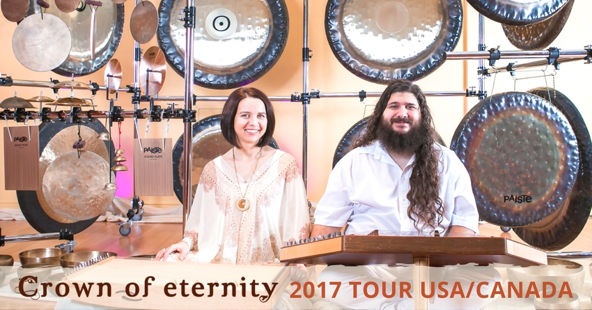 Tickets for Crown of Eternity Sound Journey in Westlake from BrightStar Live Events