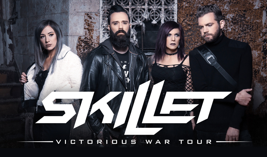 Find tickets from Skillet Skillet