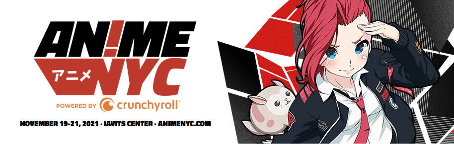 Tickets for Anime NYC 2017 Powered By Crunchyroll in New York from ShowClix