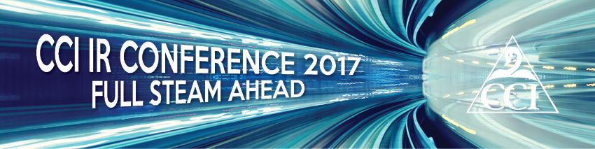 Tickets for CCI IR Conference 2017 in Perth from Ticketbooth