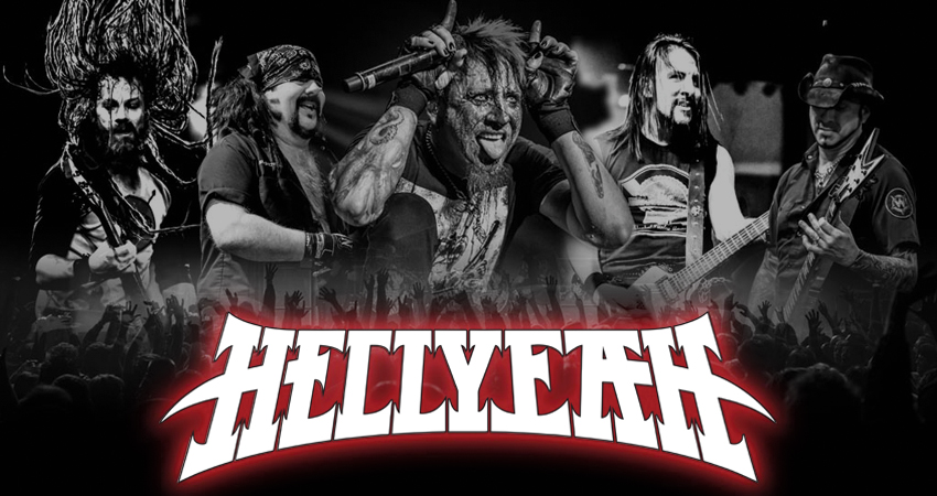 Find tickets from HELLYEAH