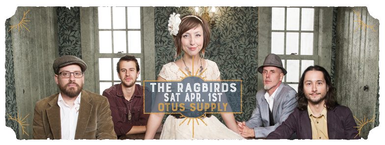 Tickets for The Ragbirds wsg:  The Native Howl in Ferndale from ShowClix