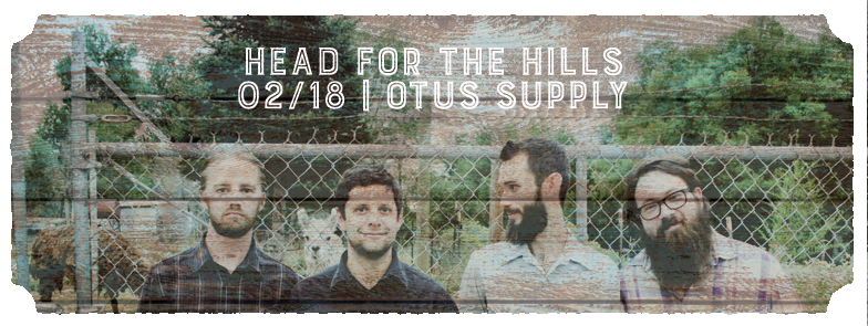 Tickets for Head for the Hills wsg: Rollie Tussing Band in Ferndale from ShowClix