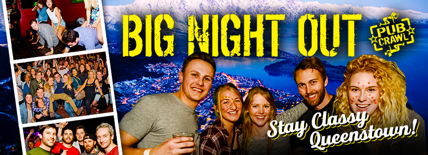 Find tickets from Big Night Out