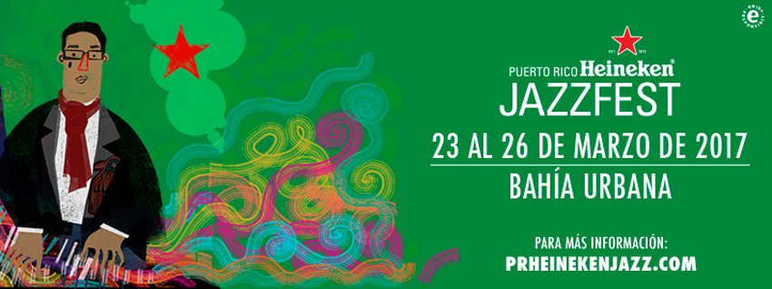 Boletos para el evento Heineken Jazz Festival in San Juan de Ticketera