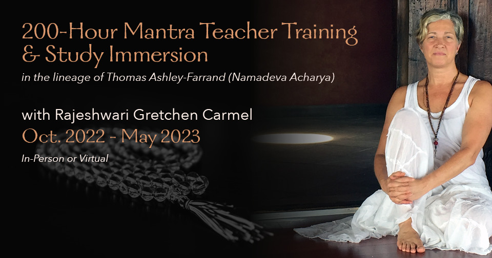 Tickets for 200Hr Mantra Teacher Training & Study Immersion in Nosara, Guanacaste from BrightStar Live Events