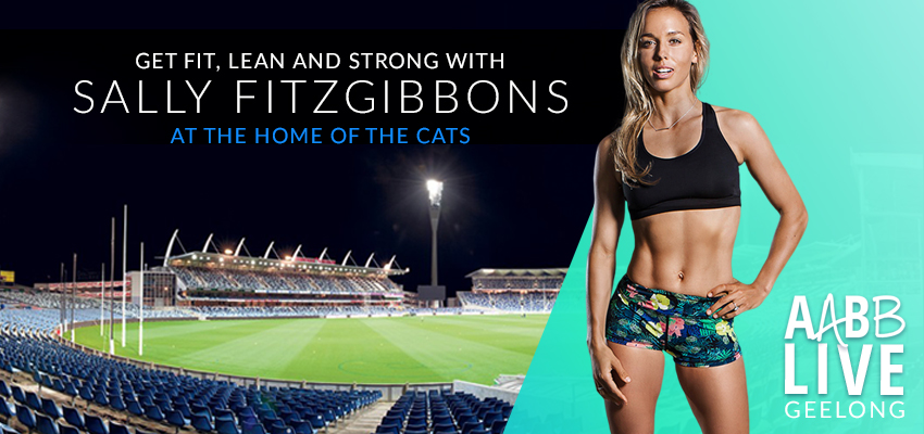 Tickets for Sally Fitzgibbons AABB LIVE Geelong in South Geelong from Ticketbooth