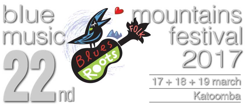Tickets for Blue Mountains Music Festival 2017 in Katoomba from Ticketbooth