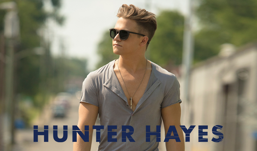 "Tickets for Hunter Hayes ""Pictures"" Exclusive Video Premiere Event in Nashville from Warner Music Group"