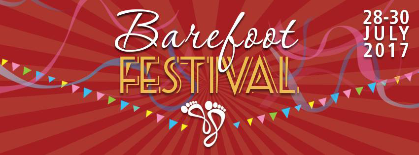 Tickets for BAREFOOT FESTIVAL 2017 in Loughborough from Ticketbooth Europe