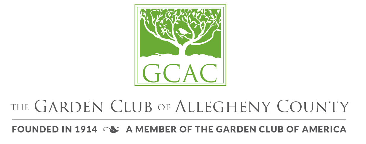 Find tickets from The Garden Club of Allegheny County