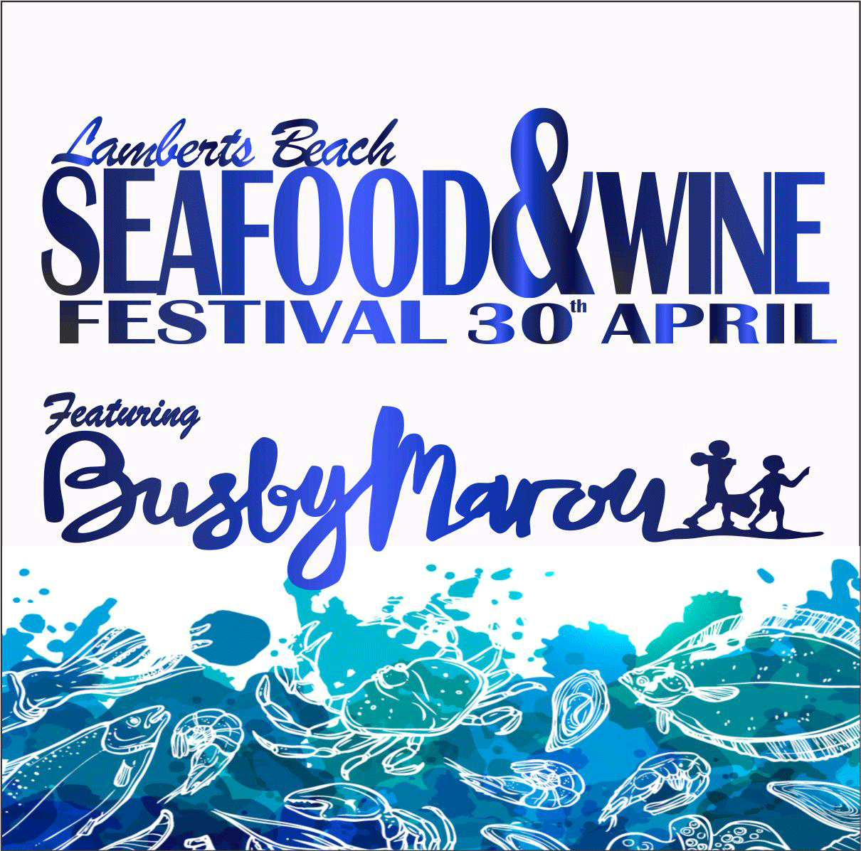 Tickets for Lamberts Beach Seafood & Wine Festival in Lamberts Beach, Mackay from Ticketbooth