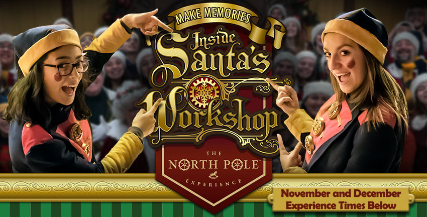 Tickets for 2019 North Pole Experience in Flagstaff from ShowClix