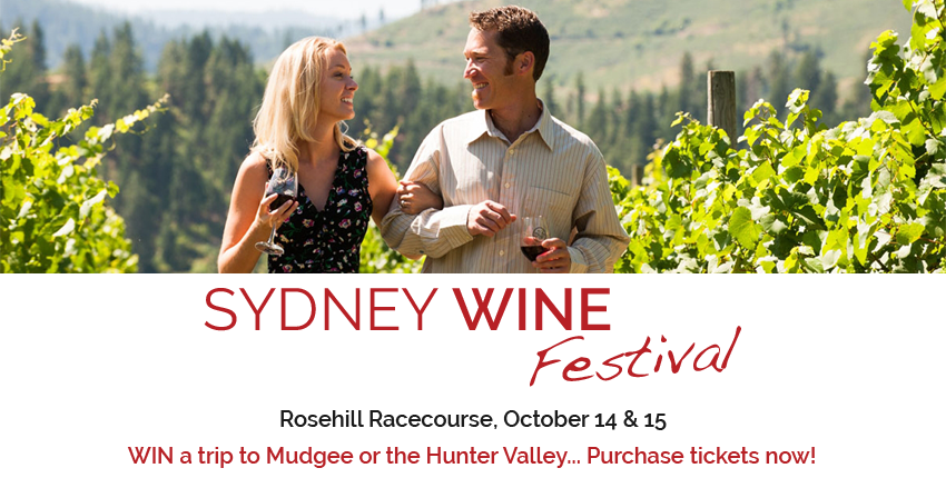 Tickets for Sydney Wine Festival in Rosehill from Ticketbooth
